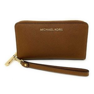 Michael Kors Jet Set Travel Large Wallet Luggage